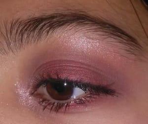 aesthetic, brown eyes, and eye image