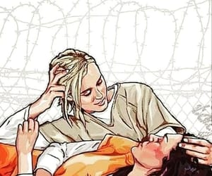 lgbt, orange is the new black, and alex vause image