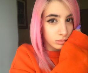 girl, me, and pink image