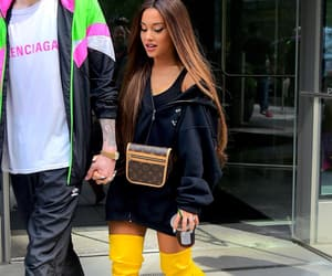 celebrities, style, and ariana image
