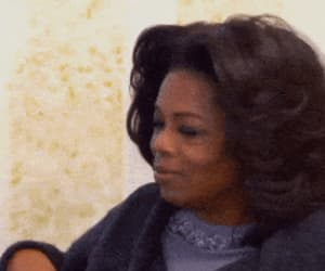 funny, oprah winfrey, and gif image
