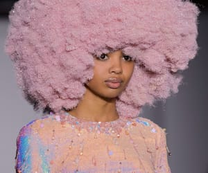 adorable, aesthetic, and Afro image