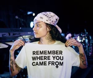 kehlani, quotes, and shirt image