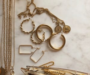 gold, fashion, and jewelry image