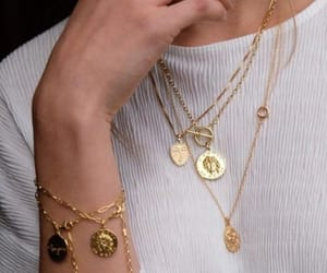 accessories, girl, and jewelry image