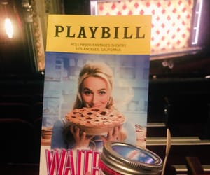 broadway, waitress, and musical image