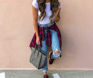 Chica, fashion, and girl image