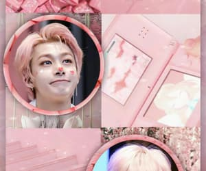 aesthetic, baby pink, and edit image