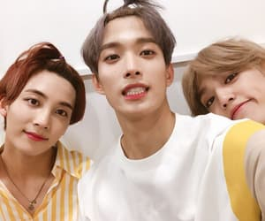 Seventeen, s.coups, and DK image