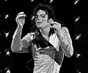 king of pop, michael jackson, and dangerous tour image