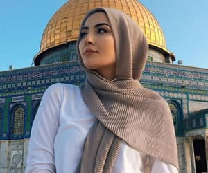 muslima, hijap, and hjap image