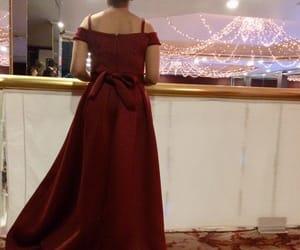 dress, fancy, and princess image