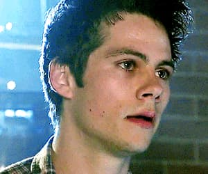 actor, dylan obrien, and gif image
