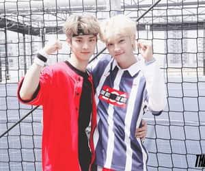 Q, the boyz, and joo haknyeon image