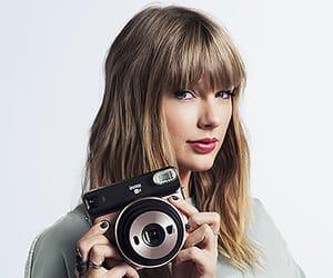 Taylor Swift, camera, and fujifilm image