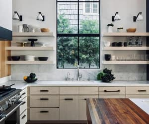 aesthetic, home decor, and kitchen image