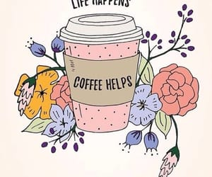 coffee, life, and art image