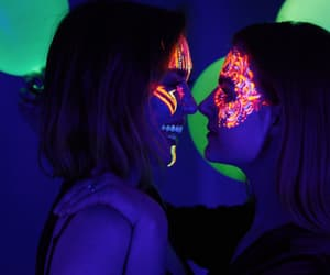 girls, girlfriend, and lesbian image