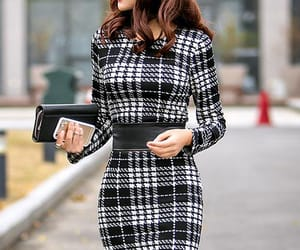 bodycon dresses and plaid bodycon dresses image