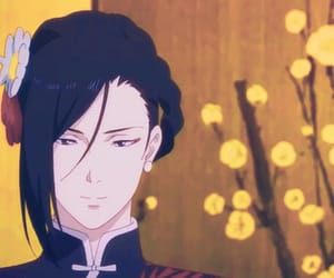 anime, yut lung, and anime boy image