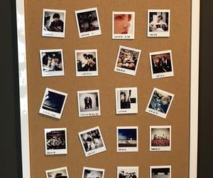 kpop, bts, and polaroid image