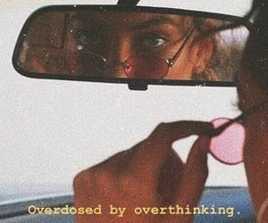 pink, sunglasses, and overdosed image