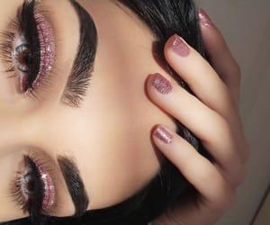 aesthetic, eyeliner, and fashion image
