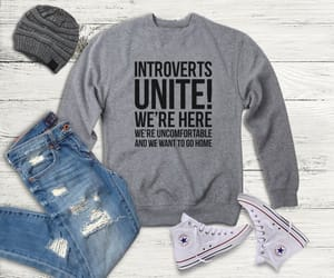 cool tshirt, hipster, and unite image