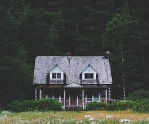 alone, discreet, and summer house image
