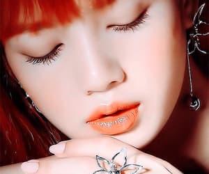 gif, korean, and lisa image