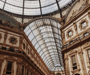architecture, italy, and milano image
