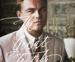 leonardo dicaprio, the great gatsby, and movie image