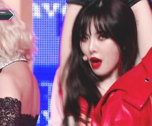 gif, korean, and hyuna image