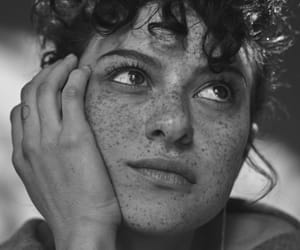 beauty and freckles image