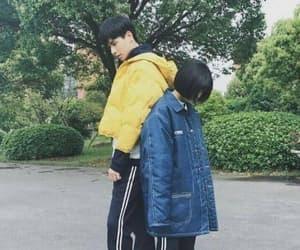 a love so beautiful, hu yi tian, and shen yue image