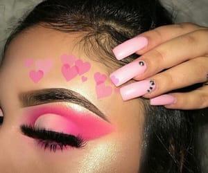 beauty, makeup inspiration, and lové image