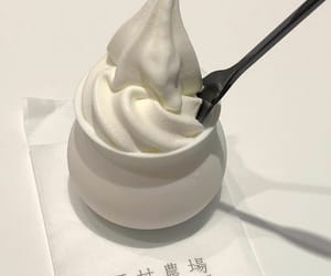 food, white, and aesthetic image