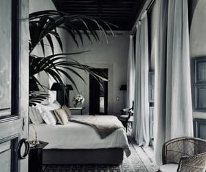 bedroom, chic, and hôtel image