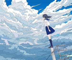 blue and sky image