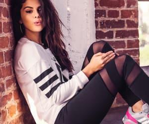 selena gomez, adidas, and selena image