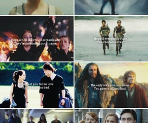 harry potter, one republic, and the hobbit image