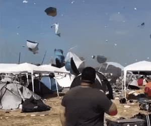 cloud, debris, and dust image