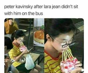 boy, cute, and peter kavinsky image