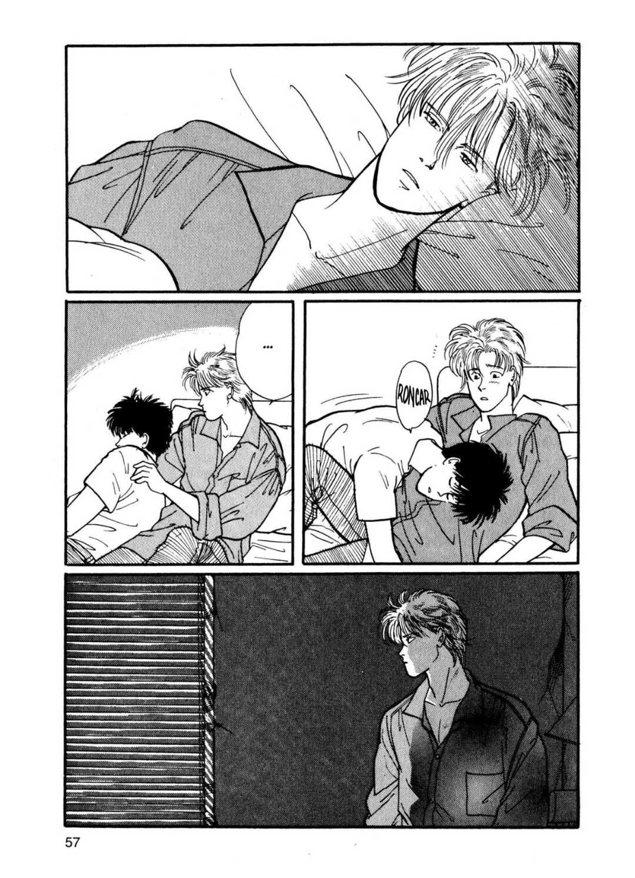 38 Images About Banaba Fish On We Heart It See More About Banana Fish Anime And Ash Lynx