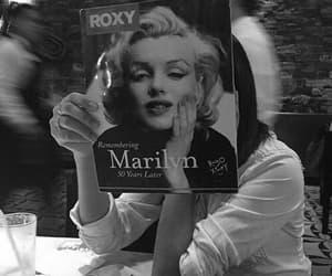 Marilyn Monroe, marilyn, and magazine image