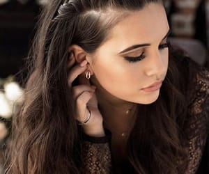 bea miller, braid, and brunette image