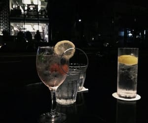drink, aesthetic, and dark image