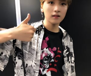 haechan and ♡nct♡ image