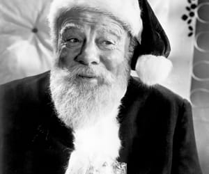 actor, santa claus, and old hollywood image