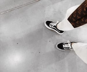 kelsey, Louis Vuitton, and vans image